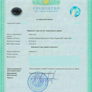 Кадастровый паспорт на гараж образец