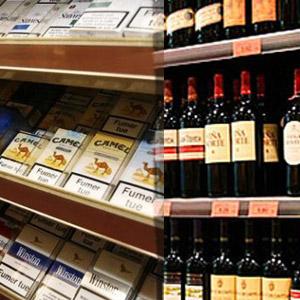 Алко табачных изделий продажа табачных изделий лицам